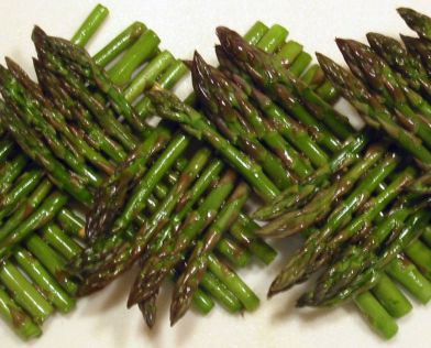 asparagus urine is genetic