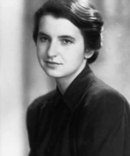 Rosalind Franklin young photo