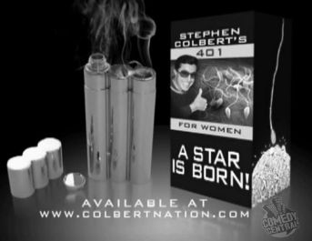 Colbert Formula 401 sperm
