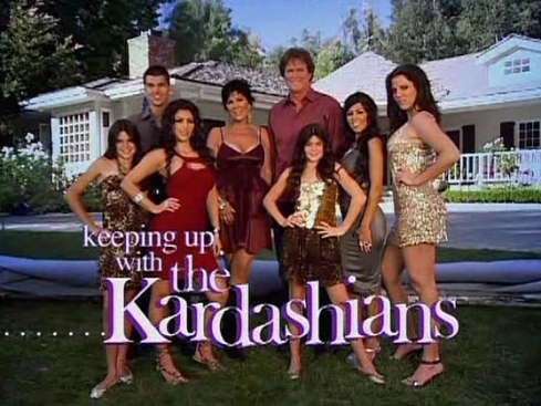 logo for keeping up with the kardashians tv show